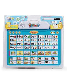 Playmate Electronic Learning Board - Aqua