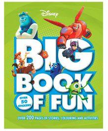 Disney Big Book of Fun - English