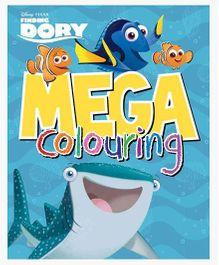 Disney Pixar Finding Dory Mega Colouring