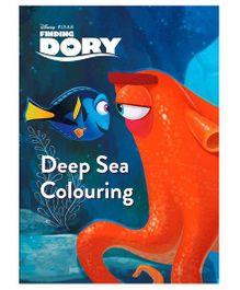 Disney Pixar Finding Dory Deep Sea Colouring - English