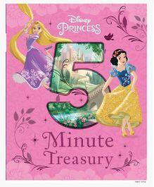 Disney Princess 5-Minute Treasury Story & Treasury - English