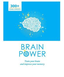Brain Power Trivia And Puzzles - English