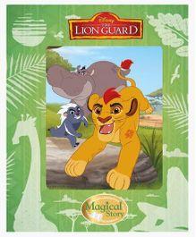 Disney Junior Lion Guard Magical Story - English