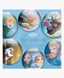 Disney Frozen Storybook Collection - English