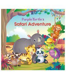 Safari Adventure Story Book - English