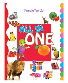 All In One Educational Book - English