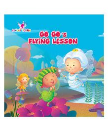 Colour Fairies Go Go's Flying Lesson - English