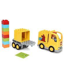 Lego Duplo Truck Bricks Set - 19 Pieces