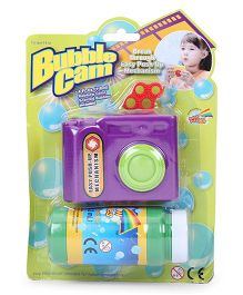 Comdaq Bubble Cam Purple - 118 ml