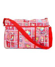 Mee Mee Nursery Bag Multiprint (Color And Print May Vary)