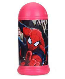 Marvel Spider Man Coin Bank - Pink