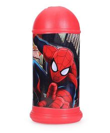 Marvel Spider Man Coin Bank - Red