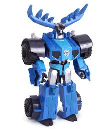 Transformers Funskool Robots In Disguise Thunderhoof Figure - Blue