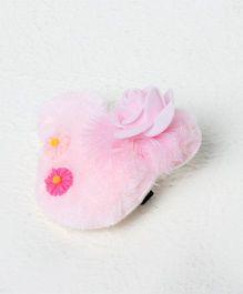 Bunchi Cutie Pie Hair Clip - Light Pink