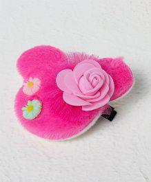 Bunchi Cutie Pie Hair Clip - Pink