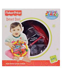 Fisher Price Bead Ball - Red