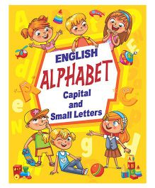 Alphabets Capital And Small Letters - English
