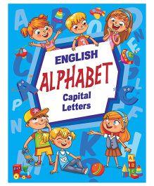 Alphabets Capital Letters - English