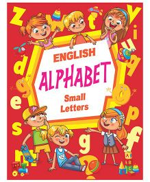 Alphabets Small Letters - English