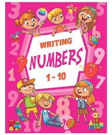 Writing Numbers 1 To 10 - English