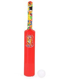 Luvely Bat And Ball Set Red - 52 cm