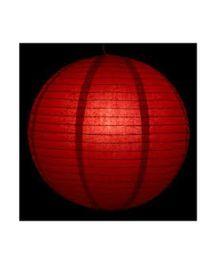 Funcart Paper Lantern Red - 41 cm