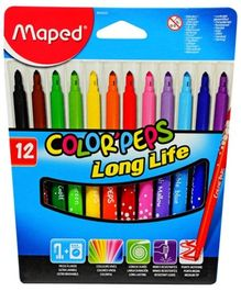 Maped - Color Peps Long Life Felt Pens