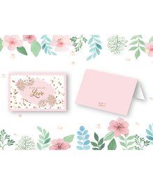 Kaam Dekho Naam Nahi Pixie Dust Gift Tags - Pink