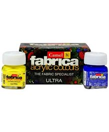 Camel - Fabrica Acrylic Colours Ultra