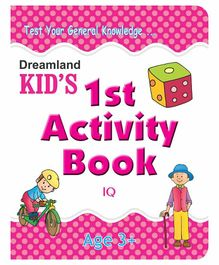 1st Activity Book IQ - English