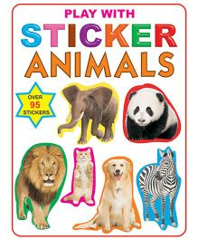 Play With Sticker Animals - English