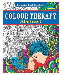 Colour Therapy Abstract - English
