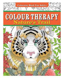 Colour Therapy Nature's Trail - English