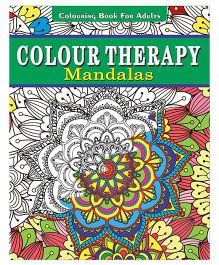 Colour Therapy Mandalas - English