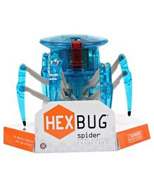 Hexbug Spider 10 - Light Blue