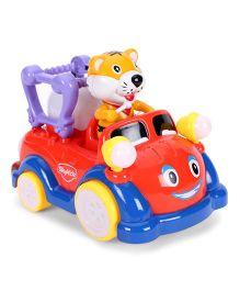 Mitashi Skykidz Carnival Kart Tiger - Red Yellow