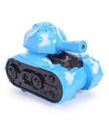 Mitashi Skykidz Warrior Tank - Blue