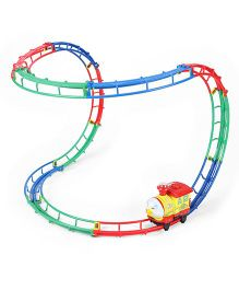 Dash Tumble Jumble Train Set - 37 Pieces