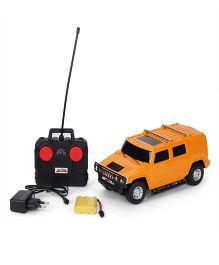 Mitashi Dash Street Masters Remote Control Car - Orange