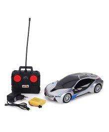 Mitashi Dash Street Master Remote Control Car - Black Silver
