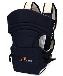 1st Step 2 Way Baby Carrier Sienna Navy Blue - ST 3007