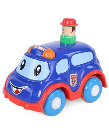 Kids Zone Rescue Ambulance Toy Van (Color May Vary)