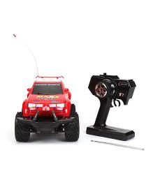 Karma Land Master Remote Control Jeep - Red
