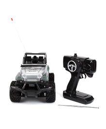 Karma Land Master Remote Control Jeep - Silver