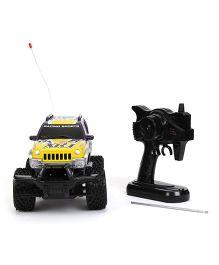 Karma Land Master Remote Control Jeep - Yellow Purple