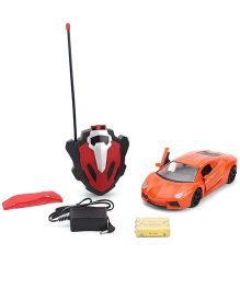 Smiles Creations Remote Control Century Car - Orange