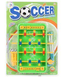 Smiles Creation Soccer Game Set - Green