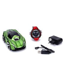 Smiles Creation Smart Watch Voice Control Car - Green Red