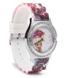 Fantasy World Wrist Watch Babes Print - Multicolor