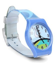 Fantasy World Wrist Watch - Blue